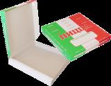 Коробка (упаковка) для пиццы и пирогов готовая со склада